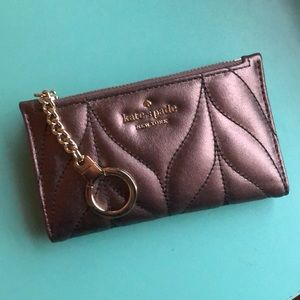 Kate Spade Briar Lane Quilted Mikey Small wallet